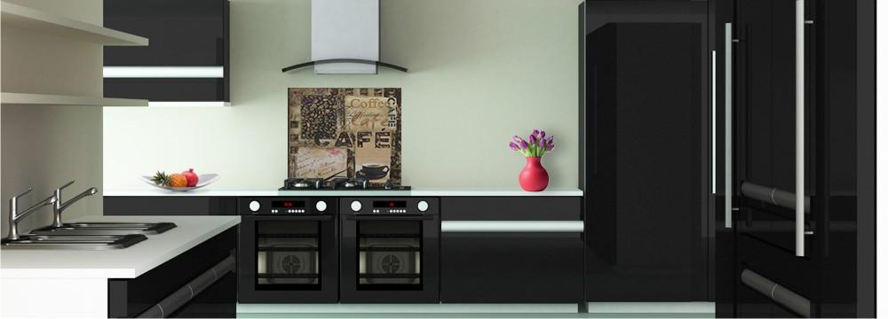 d co esprit caf fond de hotte cr dence toutes les cr dences pour votre cuisine sur cr dence d co. Black Bedroom Furniture Sets. Home Design Ideas