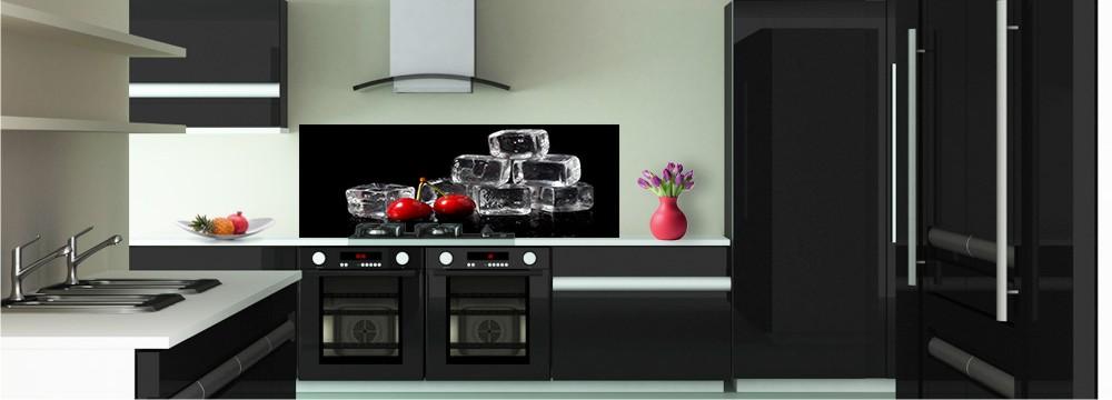 D co ice cube cr dence toutes les cr dences pour votre cuisine sur cr dence d co - Credence cuisine polycarbonate ...