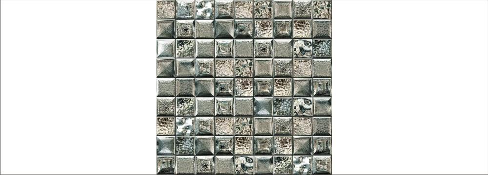 D co mosaic metal fond de hotte cr dence imprim es toutes les cr dences im - Credence design impression ...