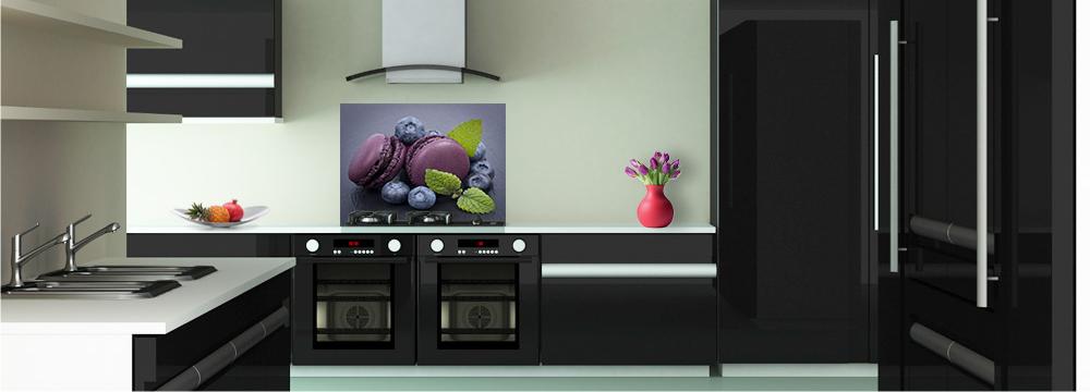 d co macarons fond de hotte cr dence toutes les cr dences pour votre cuisine sur cr dence d co. Black Bedroom Furniture Sets. Home Design Ideas