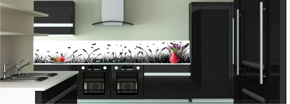 D co epis cr dence nature toutes les cr dences nature pour votre cuisine sur cr dence d co - Credence cuisine polycarbonate ...