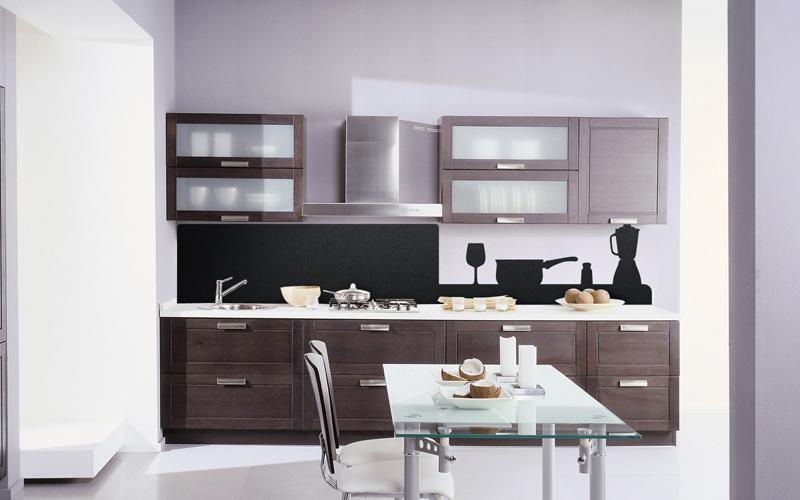 cr dence d co d couvrez des photos de nos cr dences install es dans des cuisines. Black Bedroom Furniture Sets. Home Design Ideas