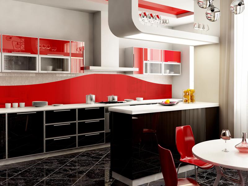 cr dence d co d couvrez des photos de nos cr dences. Black Bedroom Furniture Sets. Home Design Ideas